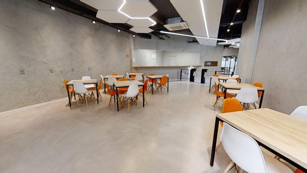 Arena Cowork  / Café