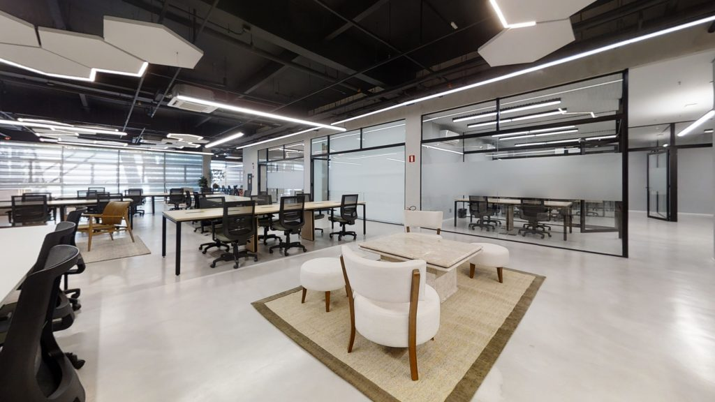 Arena Cowork  / Lounge